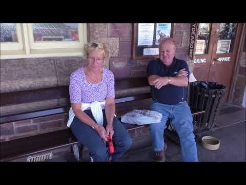 WSR TRAINS, STEAM , DIESEL AND HST 23 SEPTEMBER 2017 Part 1