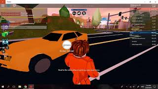 Me and my friend first game of Roblox (;