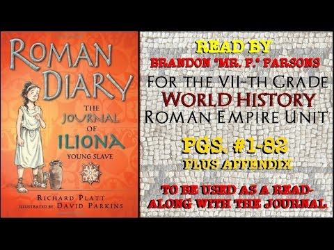 Roman Diary:  The Journal of Ilonia - Young Slave