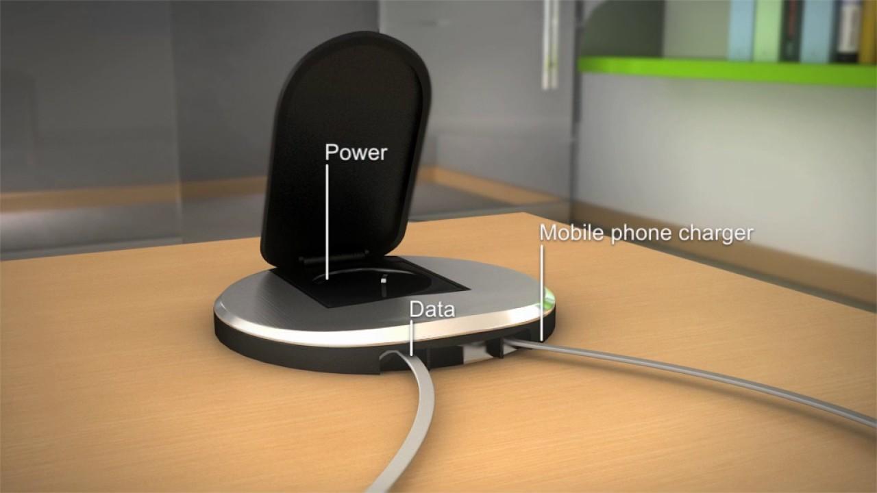 Legrand Desk Grommet Video Youtube Wiring Grommets Uk