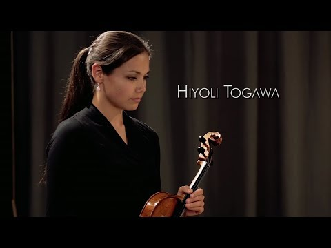 Romantic Viola Sonatas (Onslow, Mendelssohn, Kalliwoda) by Hiyoli Togawa (Viola) [Trailer]