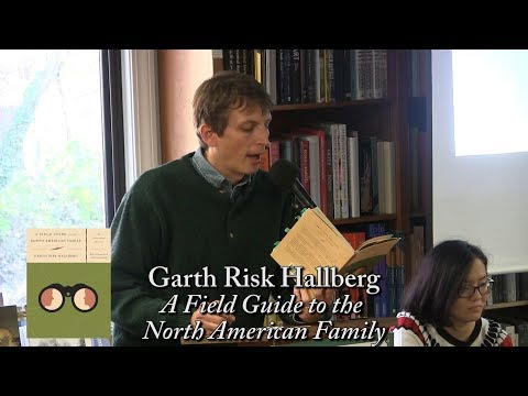 Garth Risk Hallberg,