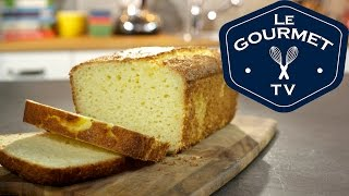 Ricotta Orange Pound Cake Recipe - Legourmettv