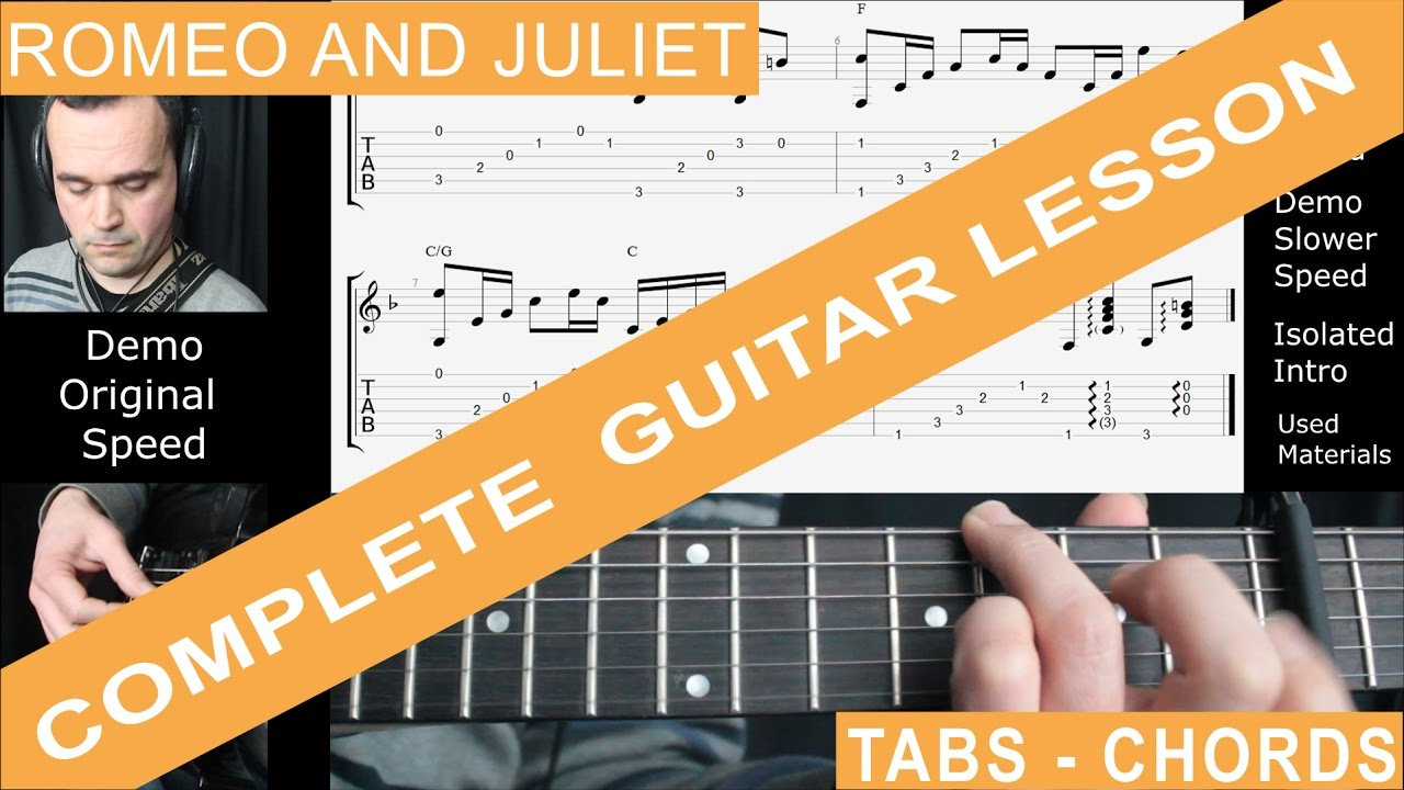 Romeo and juliet sheet music | dire straits | lyrics & piano chords.