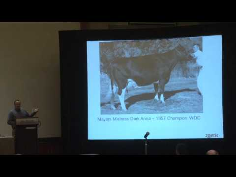 Spring Fling Genetics Conference Dr. Dan Weigel Speaking
