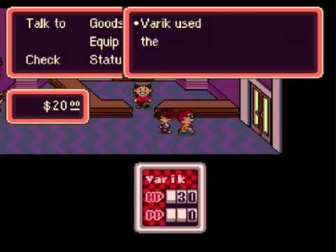 Let's Play Earthbound Halloween Hack (SNES) Part 1: The Start to ...