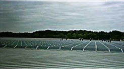 Commercial Solar Contractor - AGT 1.1 MW Solar Panel Installation - VICERACK and S-5!