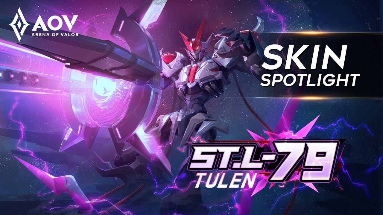 Tulen ST.L-79 Skin Spotlight - Garena AOV (Arena of Valor)