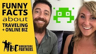 Funny Facts About Travelling Full Time Together With An Online Business