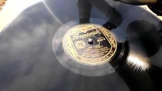 Dexter Blues JAY McSHANN - Grammophon 78 Rpm SCHELLACK