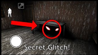 TOP 5 Secret Glitches In Granny