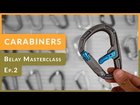 Ep.2 Carabiners - Shapes / Styles & How they Fail!