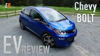 2017 Chevrolet Bolt EV Review - What