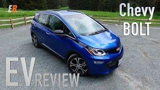 Chevrolet Bolt EV 2017 Videos