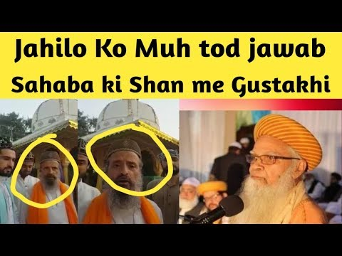 Jahilo Ko Jawab and Shan e Amir Muawiya RA by Sayyed Hashmi Miyan