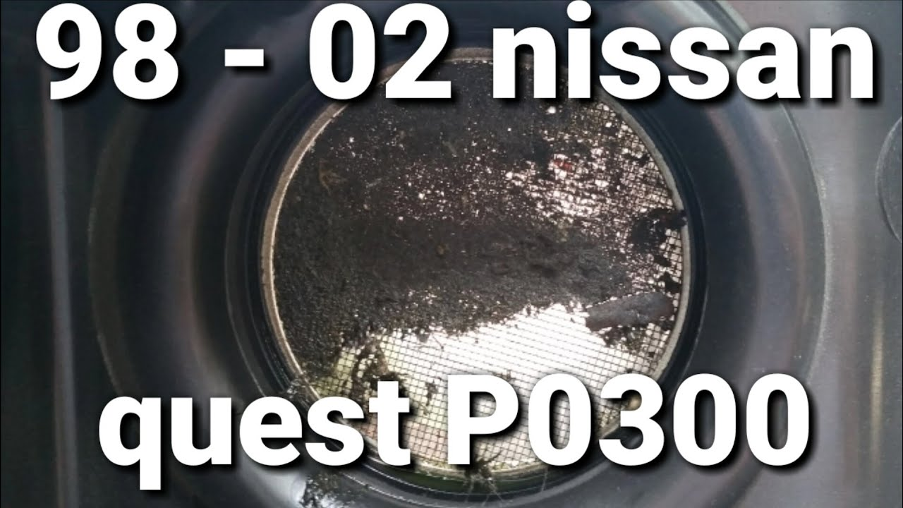small resolution of p0300 1998 02 nissan quest