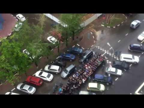 Реутов:Делёжка рынка
