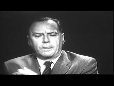Marshall McLuhan 1966 Full Debate - Communication Revolution Series