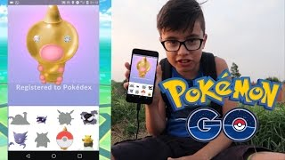 LEGENDARY POKEMON GOLD WEEDLE?! | Pokemon GO (Nederlands)