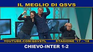 QSVS - I GOL DI CHIEVO - INTER 1-2 TELELOMBARDIA / TOP CALCIO 24