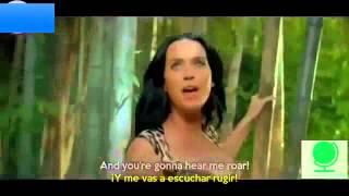 Roar* Katy Perry* Sub español *HD