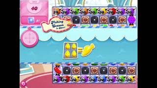 How to beat level 1023 in Candy Crush Saga!!