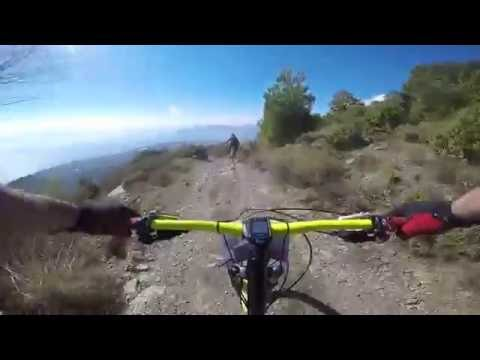 Enduro MTB Days in Pelio 2016 RACE (Category HardTail/5th place)
