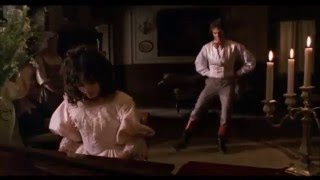 Timothy Hutton dance in Torrents of spring