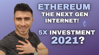 WHAT IS ETHEREUM? REASONS WHY ETH CAN HIT $10K!