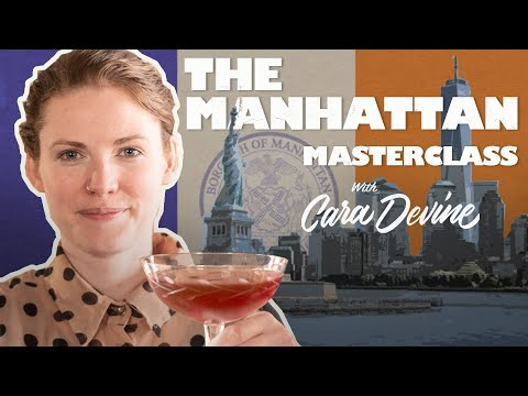 Dry, Perfect Or Sweet? - The Manhattan Masterclass
