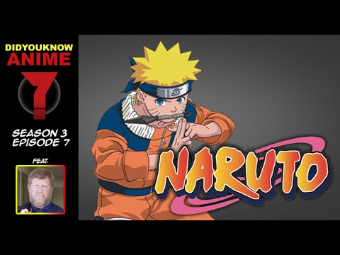 Naruto - Did You Know Anime? Feat. Paul St. Peter (The Nine-Tailed Fox)
