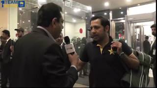 Thank you so much Sri Lanka Cricket for coming over to Pakistan - Sarfraz Ahmed