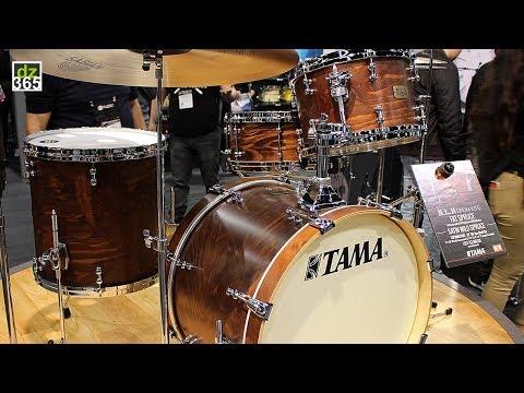 Tama Drums Demo - S.L.P. Fat Spruce Drum Kit