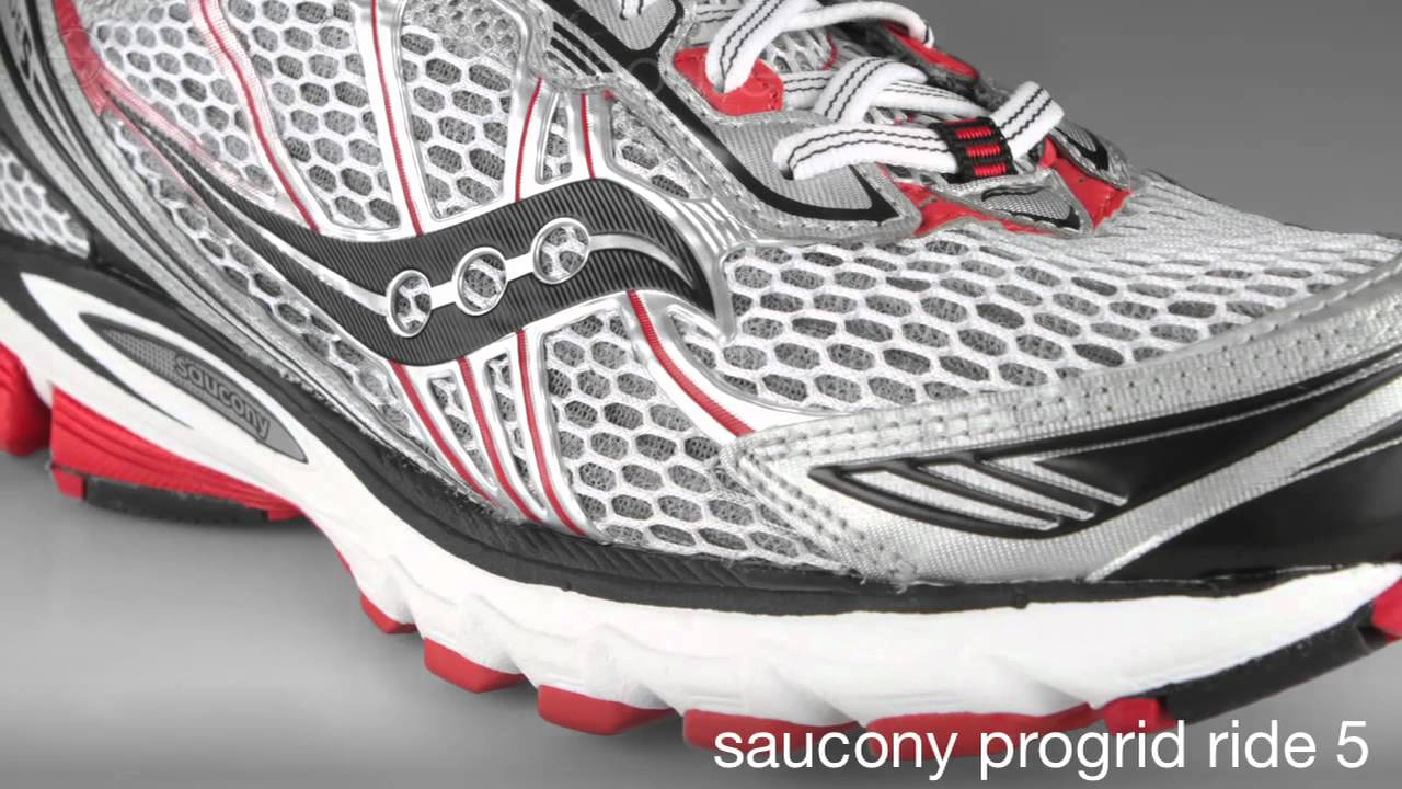 saucony ride 5 mujer plata