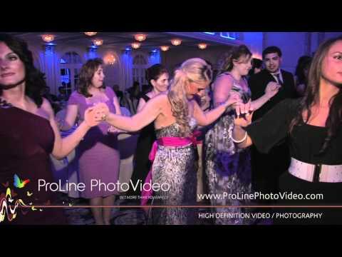 Albanian Wedding Party at Jericho Terrace, Mineola, NY Mela and Gani