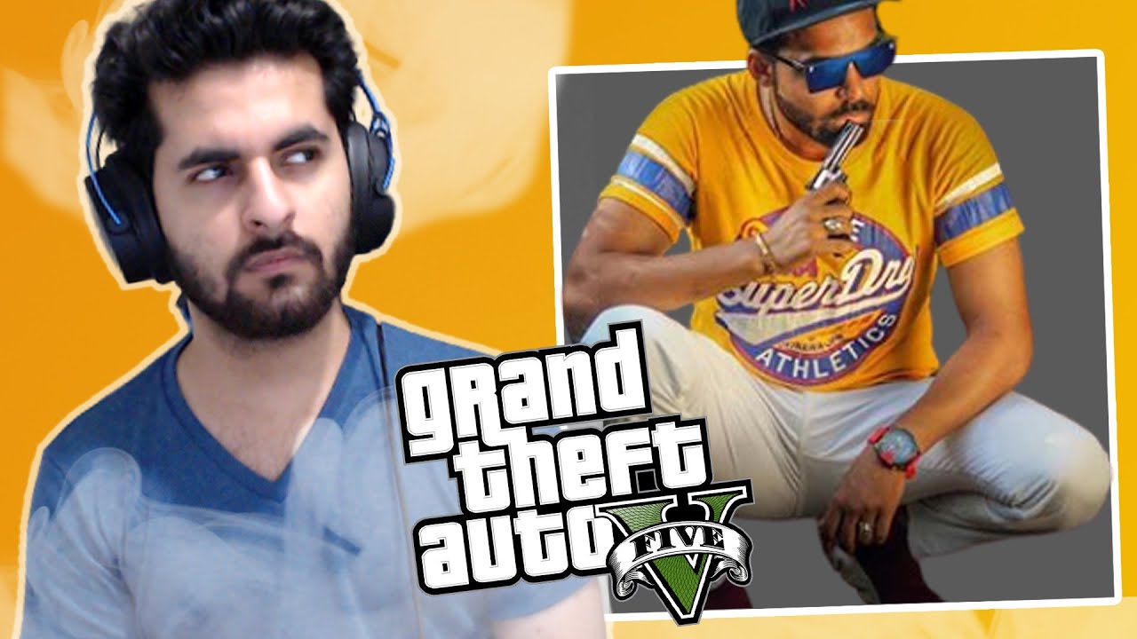 GOBERZONE IN THE HOUSE BABY | GTA V GAMEPLAY [ GOBER MOD ]