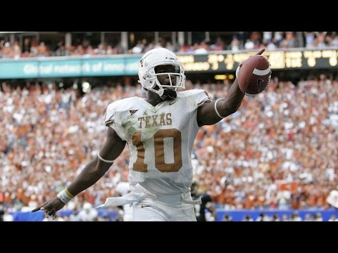 "Vince Young's ""free"" advice during Rose Bowl-winning drive"