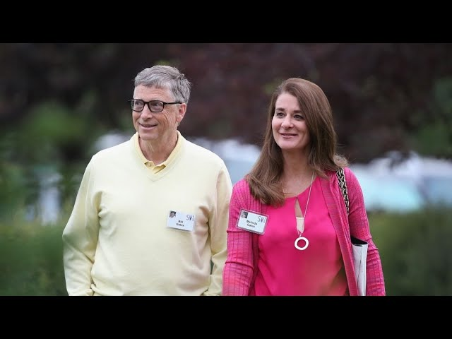 Bill Gates gets divorced