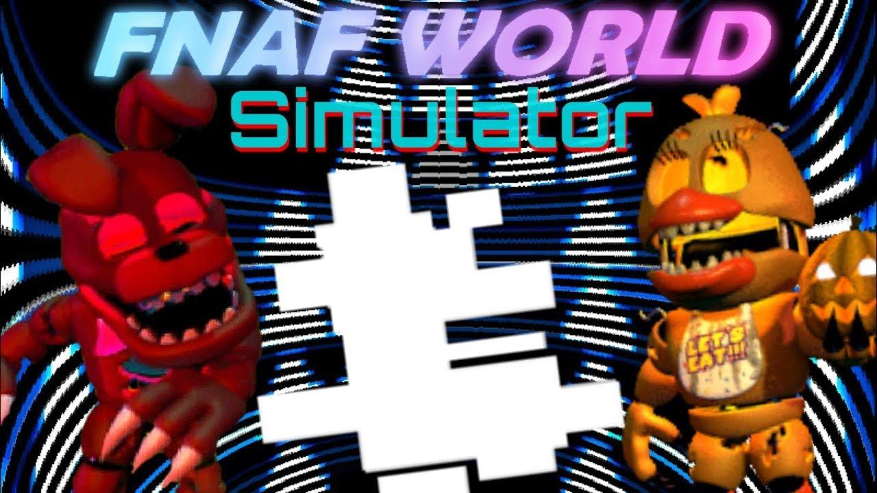 FNaF World Simulator | Episode 5 | Enter The Flipside!!!