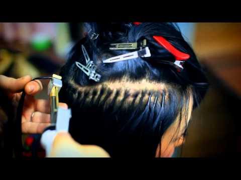 Алмерия Мастерская красоты Наращивание волос CRE CAP Минск
