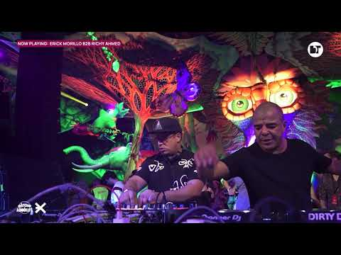 Erick Morillo b2b Richy Ahmed | elrow Sofia (Bulgaria) - Sambowdromo do Brasil | on DanceTelevision