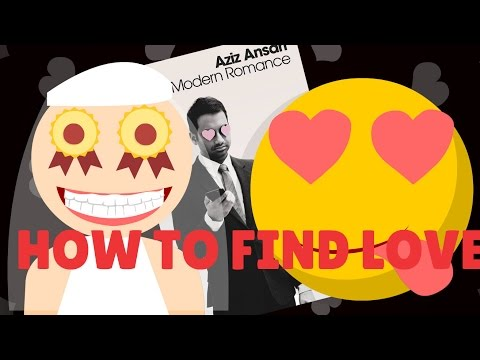 Online Dating Tips | Modern Romance Animation Notes
