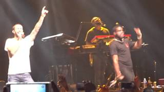 Video Rock City Feat Adam Levine -Locked Away live Syd on Maroon 5 concert All Phones Arena show 29/09/15. download MP3, 3GP, MP4, WEBM, AVI, FLV Agustus 2017
