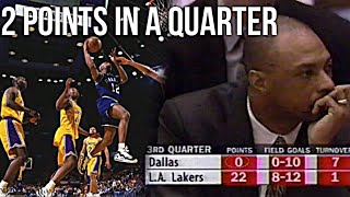 Video Lowest Scoring Quarters By a Team In NBA History download MP3, 3GP, MP4, WEBM, AVI, FLV November 2017