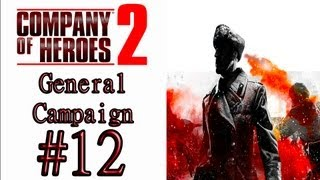 Company Of Heroes 2 - (Hardest/General Difficulty) Campaign Mission 12: Poznan Citadel