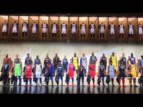 Nike x NBA JERSEY UNVEILING | Partnership Launch Event