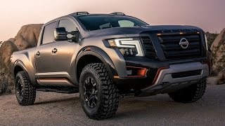 Обзор Nissan Titan Warrior