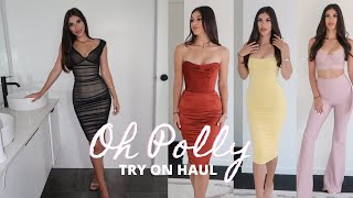 OH POLLY TRY-ON HAUL! NIGHT OUT/DATE NIGHT DRESSES