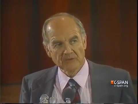 George McGovern Campaign Speech 1984