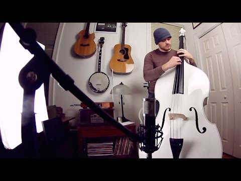 """A Collapse"" on Upright Bass"